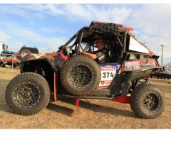 dakar 2012,polaris razor,rzr,willy alcaraz