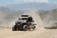 willy alcaraz, dakar 2012, polaris razor