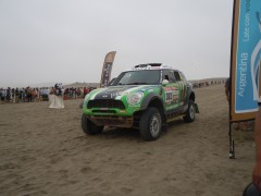 dakar 2012,peterhansel,mini all 4 racing,x raid
