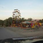 Luna Park in Marocco