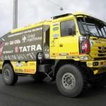 Il Tatra di Loprais
