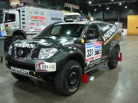 Eccola : finalmente la Nissan di Maurizio Traglio