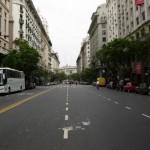 Buenos Aires senza macchine ! Un sogno !