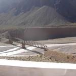Ponte di ferro rientrando in Argentina