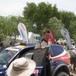 Guerlain Chicherit, è il quinto in classifica
