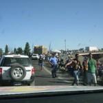 Corsia di immissione in autostrada