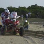 Tanto spettacolo, in mezzo alla sabbia