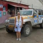 La mia Jeep