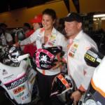 Jordi Arcarons e Lalia Sanz