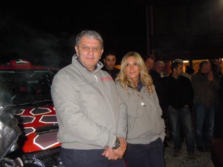 I copiloti del camion di Giulio