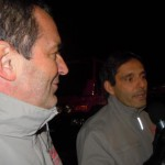 Alex Caffi e Giulio Verzeletti