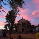 Il tramonto a Sa Itria, tappa marathon
